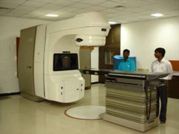 Cancer treatment by linear accelerator is a reality now